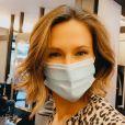 Lorie Pester dévoile sa nouvelle coupe de cheveux sur Instagram, le 15 septembre 2020.