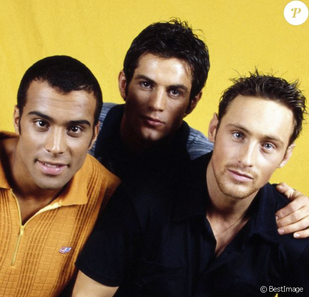 Archives - Rendez-vous avec le Boy's band 2Be3 : Adel Kachermi, Filip Nikolic et Frank Delay.