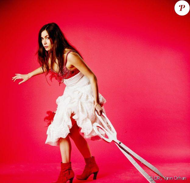 Olivia Ruiz aura la lourde tâche de faire la décision finale pour l'attribution du Constantin 2009
