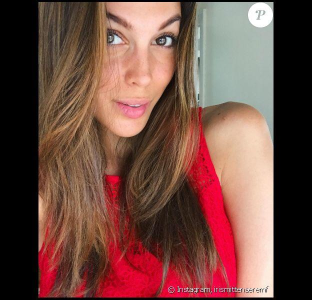 Iris Mittenaere sans maquillage - Photo publiée sur sa page Instagram il y a quelques mois.