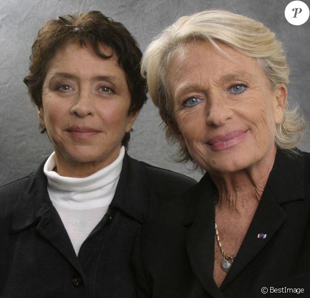 Archive - Portrait - Veronique et Davina