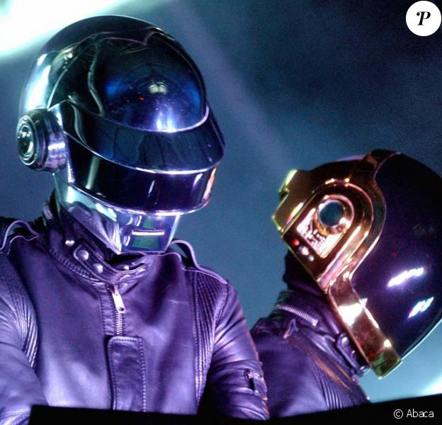 Les Daft Punk