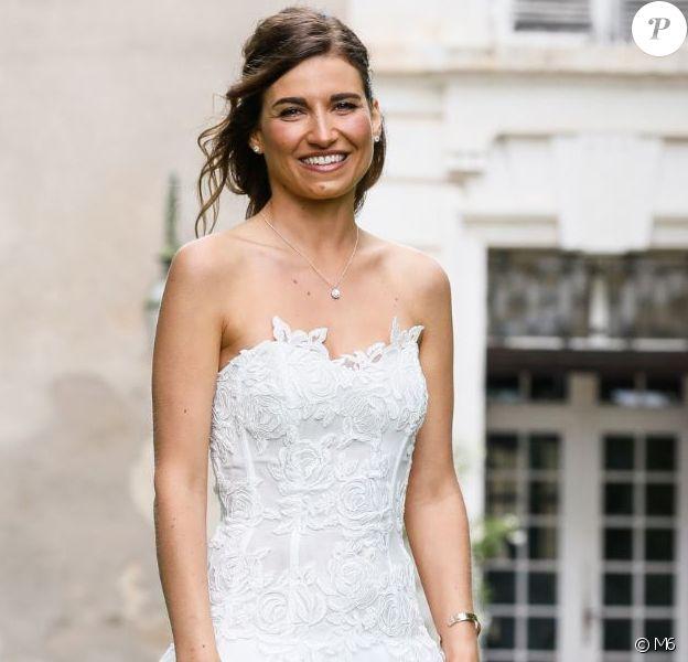 """Charline, candidate de """"Mariés au premier regard 3"""", M6"""