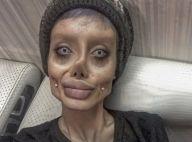 Angelina Jolie : Son sosie zombie sort de prison et affiche son vrai visage