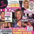 Cindy en couverture de Closer