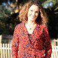Exclusif - Marie-Sophie Lacarrau rend visite aux équipes locales de TF1 ( Nice et Corse) avant sa prise de fonction du JT de TF1 le 4 janvier 2021. Nice le 18 novembre 2020. © Frantz Bouton / Nice Matin / Bestimage