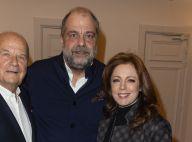 Eric Dupond-Moretti et Isabelle Boulay enfin réunis, après trois mois de séparation