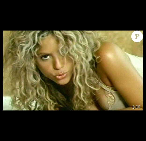 La superbe Shakira, magnifique en photo promo !