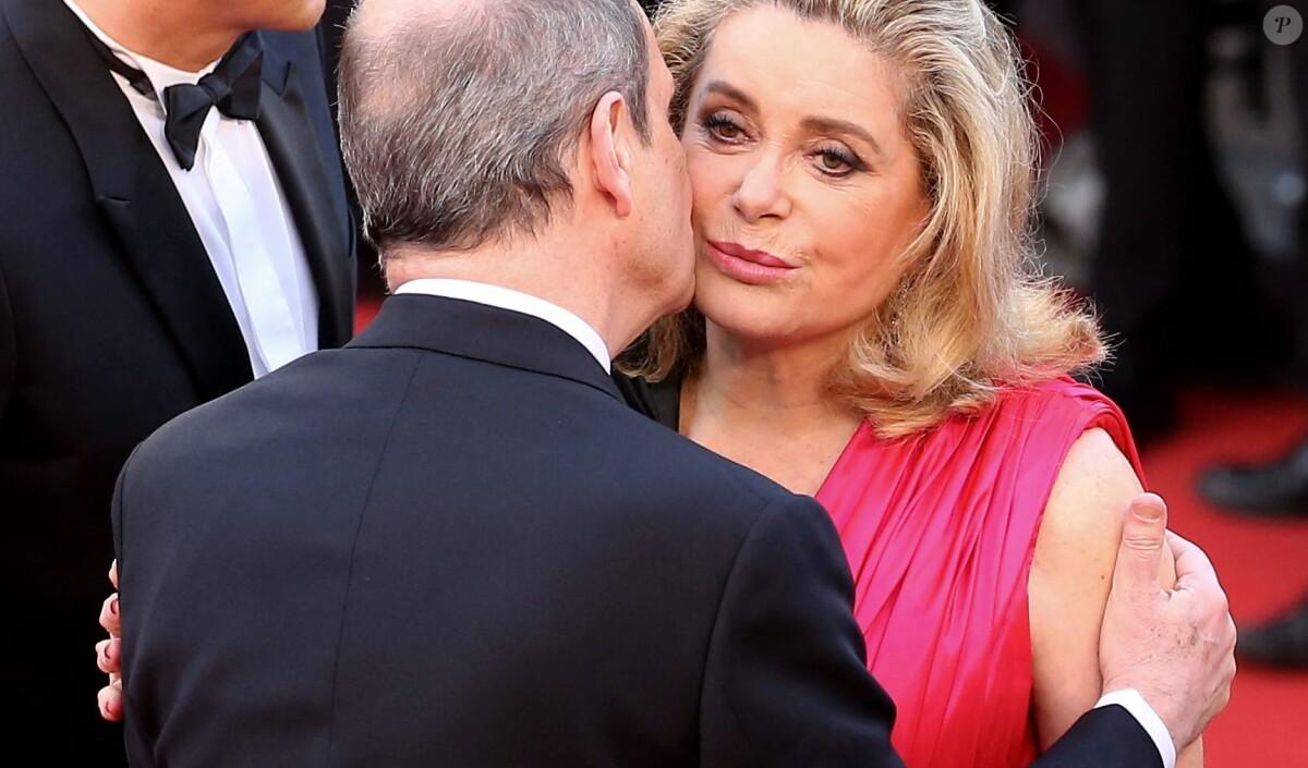 Pierre Lescure et son histoire d'amour avec Catherine Deneuve :