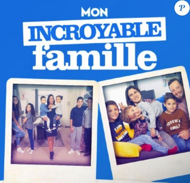 Mon incroyable famille - nouvelle émission de M6.