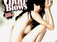 La très sensuelle Vikki Blows vous offre son... calendrier hot... très hot !
