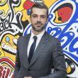 Luca Argentero - Présentation de la nouvelle collection maroquinerie Montblanc Urban Spirit à Paris le 21 juin 2016. © Olivier Borde / Bestimage