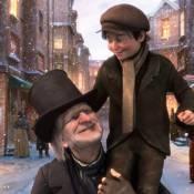 """Jim Carrey de retour au sommet... dans le magnifique et bouleversant """"Noël de Scrooge"""" !"""