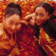 La ressemblance est frappante vous ne trouvez pas ? Les jumelles Tia et Tamera Mowry nous en ont fait voir de toutes les couleurs dans... Sister, Sister !