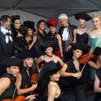 La troupe de Mozart l'Opéra Rock