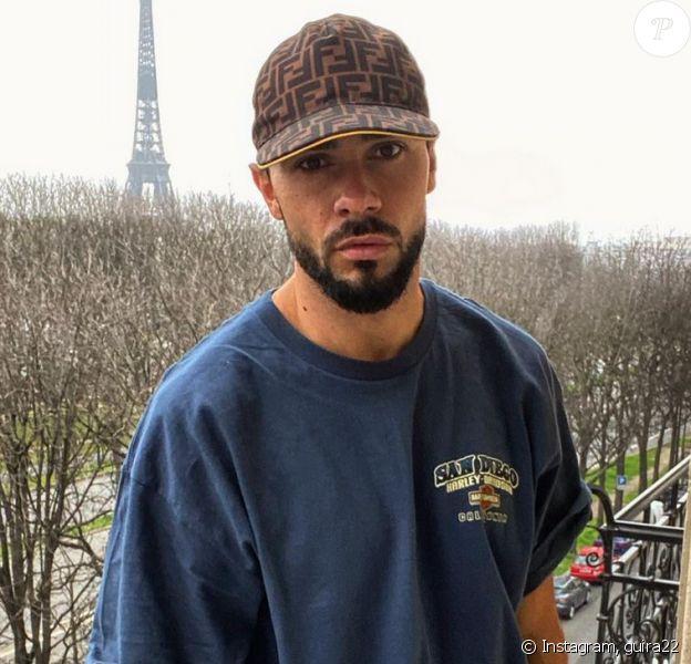 Julien Guirado interdit de tournage à cause d'un casier judiciaire ? Son message inquiétant - Instagram