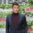 """Garrett Hedlund - Première de la série Netflix """"Triple Frontera"""" à Madrid en Espagne le 6 mars 2019."""