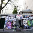 Maison de Serge Gainsbourg Rue de Verneuil, Paris, le 24 mars 2020. © JB Autissier / Panoramic / Bestimage