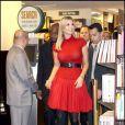 Ivanka Trump célèbre le lancement de son premier livre, le 14 octobre 2009