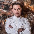 """Baptiste Renouard de """"Top Chef"""" pose sur Instagram, mars 2020"""