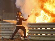 Romain Grosjean et son accident : lourde séquelle pour son fils de 5 ans