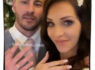 Julia Paredes enceinte et mariée à Maxime Parisi : photos de leur sublime cérémonie