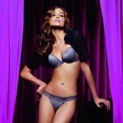 Quand la superbe Ana Beatriz Barros se met à nu... pour la lingerie Passionata !