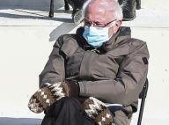 Bernie Sanders : Sa pose devenue culte rapporte gros, ses gants aussi !