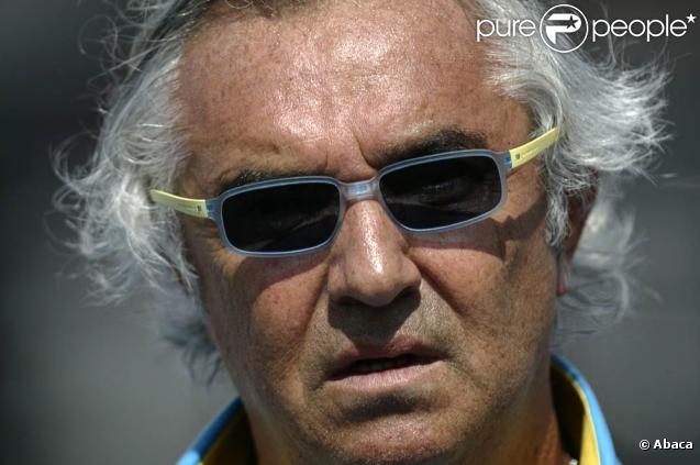 Flavio Briatore veut faire annuler sa radiation de la F1