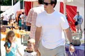 Mark Wahlberg et ses deux adorables enfants... en une quête désespérée !