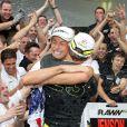 Jenson Button est devenu, le 18 octobre 2009, champion du monde de F1