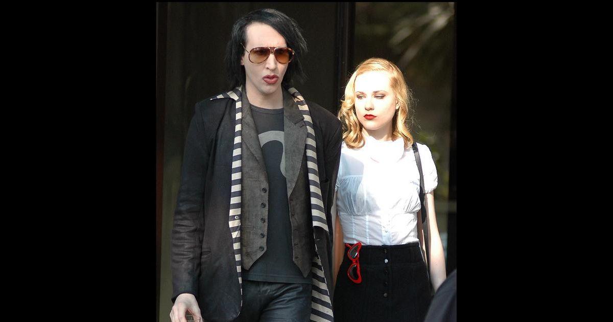 Marilyn Manson accusé de viol et violences conjugales : tout le monde le lâche ! - Pure People