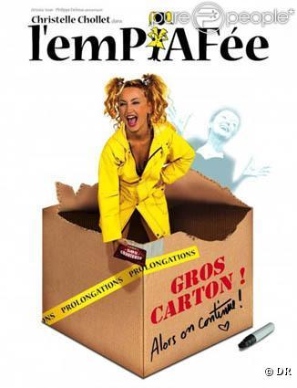 Christelle Chollet alias l'emPIAFée !
