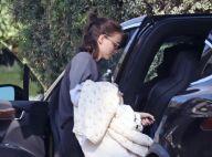 Rooney Mara et Joaquin Phoenix parents : sortie en famille avec le petit River
