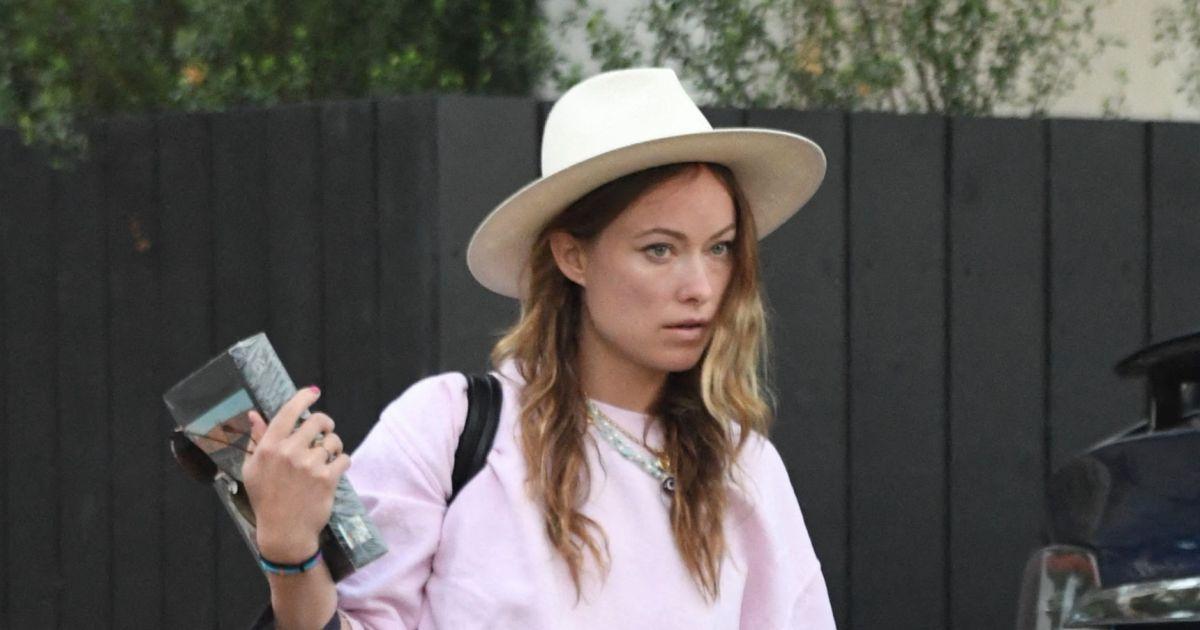 Olivia Wilde : Elle déménage et s'installe chez Harry Styles - Pure People