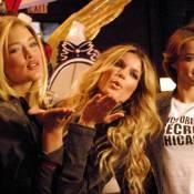 Doutzen Kroes, Marisa Miller et Miranda Kerr... Des superbes Anges aux doux baisers sucrés !