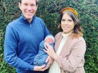 La princesse Eugenie maman : le prénom de son fils enfin révélé, avec de jolies photos de famille