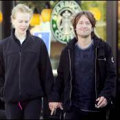 Nicole Kidman et Keith Urban : so in love à Nashville... baisers et carresses en pleine rue !