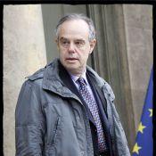 Frédéric Mitterrand et Mazarine Pingeot sont dans la peine...