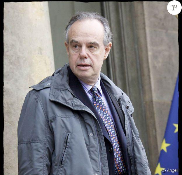 Frédéric Mitterrand a perdu son oncle Jacques, le 21 octobre.