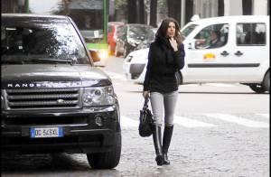 Elisabetta Canalis : La chérie de George Clooney prise en flagrant délit... Elle en a un autre dans sa vie !
