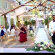 """Yannick lors du mariage dans """"Mariés au premier regard 2021"""" le 8 mars sur M6"""