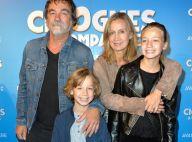 Olivier Marchal et son ex-femme Catherine : ils guident leurs filles dans leurs passions très différentes