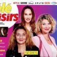 Retrouvez l'interview de Cristiana Reali dans le magazine Télé Loisirs, n° 1828 du 8 mars 2021.