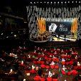 Atmosphère sur scène lors de la 46ème cérémonie des César à l'Olympia à Paris le 12 mars 202. © Bertrand Guay/ Pool / Bestimage
