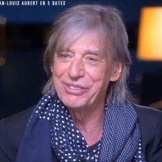 """Jean-Louis Aubert dans """"50 Mn Inside"""" sur TF1."""