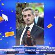 Bernard Montiel raconte sa soirée couscous avec Nicolas Sarkozy sur C8.