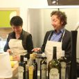 Stéphane Bern à la soirée culinaire organisée en l'honneur de la pomme de terre Princesse Amandine. 15/10/09