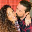 Emmanuelle Rivassoux fête ses 22 ans d'amour avec Gilles Luka, le 7 février 2021