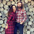 Emmanuelle Rivassoux et Gilles Luka amoureux sur Instagram, le 22 novembre 2020